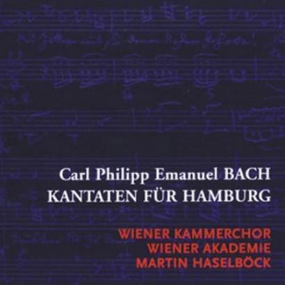 C.P.E. Bach: Kantaten für Hamburg