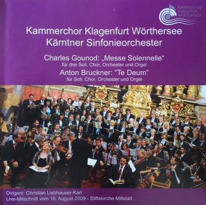 Anton Bruckner · Charles Gounod
