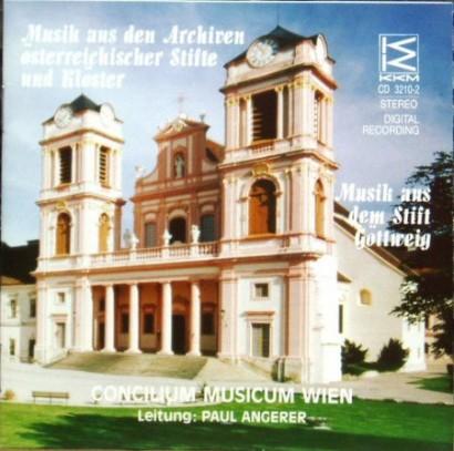 Musik aus dem Stift Göttweig
